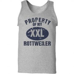 Property of a Rottweiler