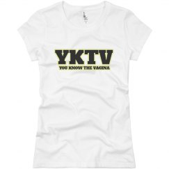 YKTV Vagina Tee