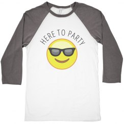 Here To Party Emoji