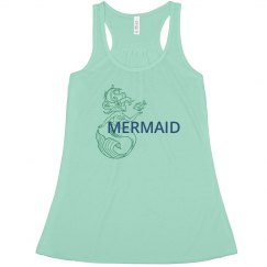 Mermaid Flowy Tank Version 2