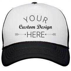 Customize A Trucker Hat