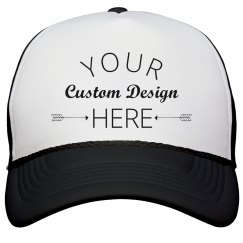 Customize A Trucker Hat