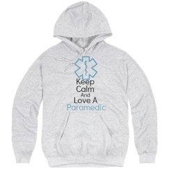 Keep Calm-Paramedic(hoodie)