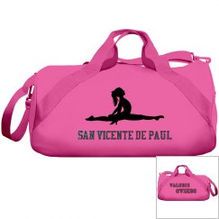 school gymnastics bag