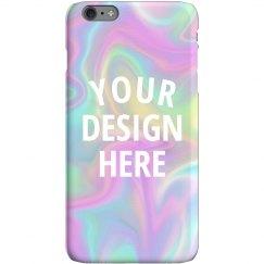 Customizable Holographic Print Case