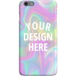 Customizable Holographic Print Case