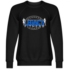 Legacy Lady Crew Neck Sweatshirt