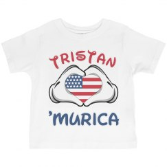 Patriotic Magical Vacation Tee