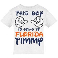 This Boy Going to Florida Tshirt
