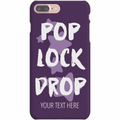 Pop Lock Drop Phone Case