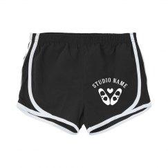 Your Dance Studio Name Shorts