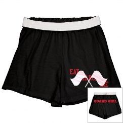 Eat March Die Shorts