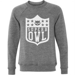 Going To The Superb Owl White