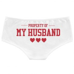 Property Of My Husband Valentines