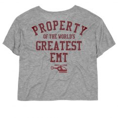 Property of the world's greatest EMT