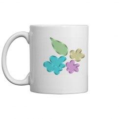 Jelly Flowers Mug