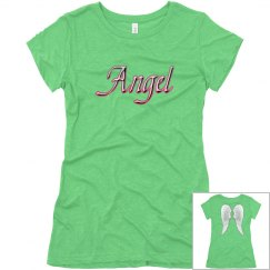 Angel Wings Tee