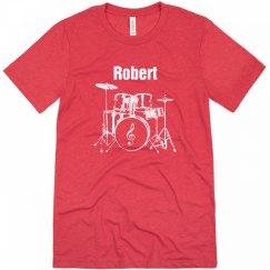 Robert the drummer
