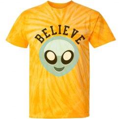 Believe Grunge Alien