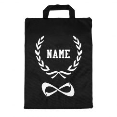 Custom Name Cheer Uniform Bag