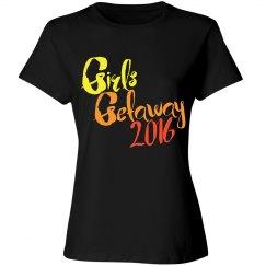 Girls getaway 2016