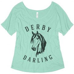 Horse Derby Darling