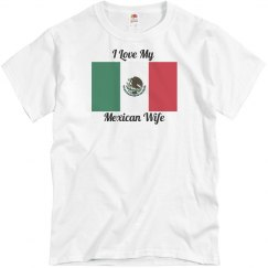 Love my Mexican wife