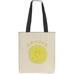 Lemonlicious (Eco Friendly Bag)