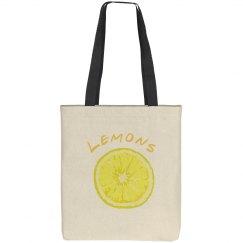 Lemonlicious (Eco Friendly Bag)
