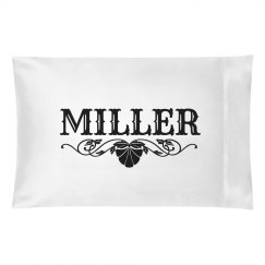 MILLER.Pillow case