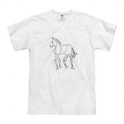 horse unisex T