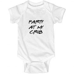 Infant Party Shirt