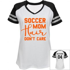 Soccer Mom Hair