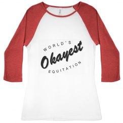 """World's Okayest Eq"" Tee"
