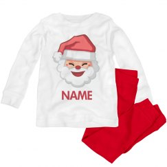 Toddler Tee For Matching Xmas PJs