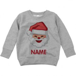 Toddler Crewneck Basic Promo Sweatshirt