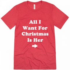 Funny Christmas Couple Pajamas