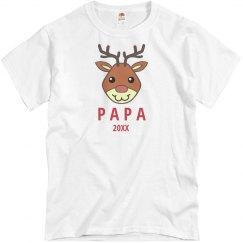 Rudolph Family Pajamas Dad