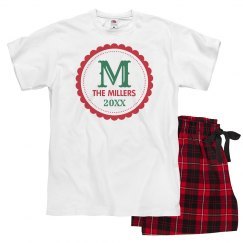 The Millers Pajamas Unisex Tee