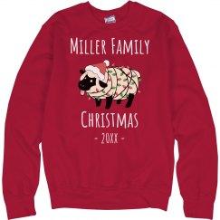 Custom Family Coordinating Christmas