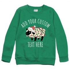 Custom Family Christmas Sweaters