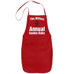Annual Cookie Bake