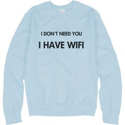 I Have WIFI
