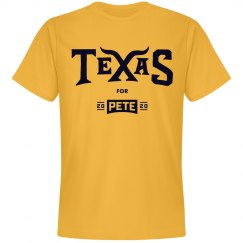 Texas for Pete - Yellow