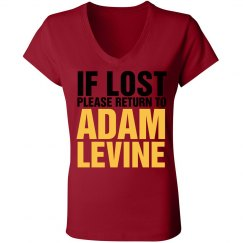If Lost Return To Adam