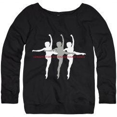 3 color sweatshirt
