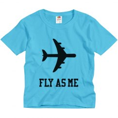 Fly as me shirt