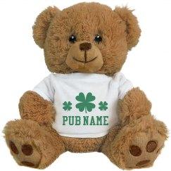 Custom Irish Pub Bar Gift