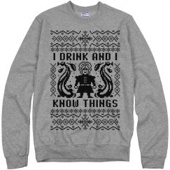 Lannisters Drink And Know Things