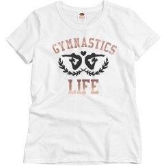 Metallic Gymnastics Life